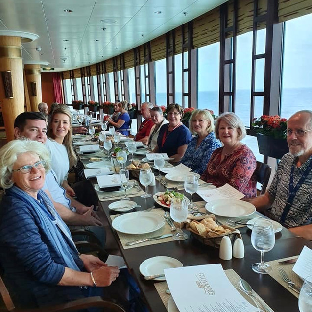 NZ Culinary Cruise - Giovannis Table res