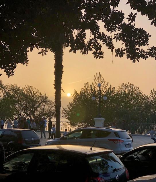 Reggio Calabria - dusk view