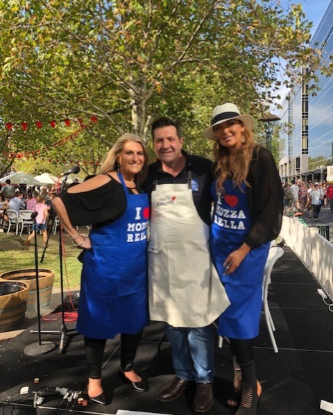 MFWF - Plate Up charity demo
