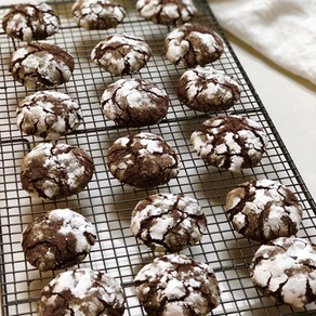 Chocolate Crackle Biscuits