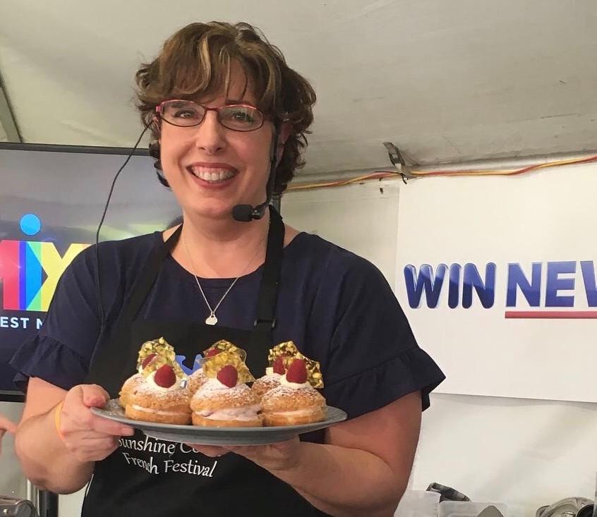 Sunshine French Food Festival - Pia Gava