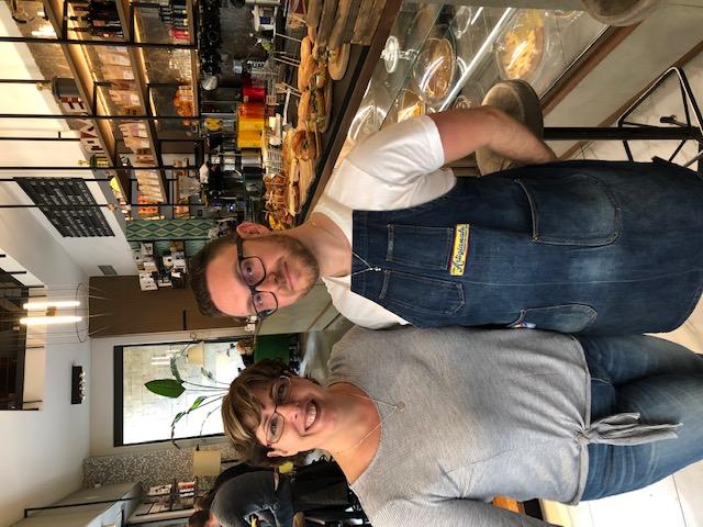 Florence - coffee masterclass cafe - cof