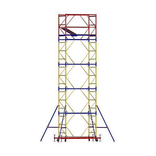 Celtniecības tornis BPC 2 (700mm*2000mm; 6,4m)