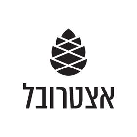 עיצוב לוגו אצטרובל | לחץ לצפייה במיתוג המלא