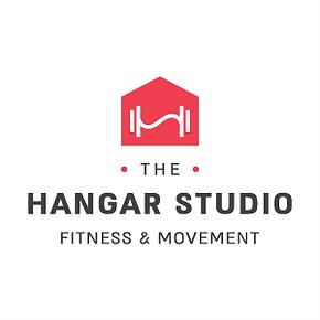 עיצוב לוגו   The Hangar Studio