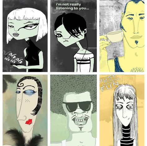 עיצוב דמויות