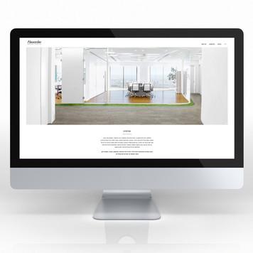 עיצוב אתר תדמיתי WIX