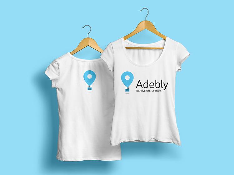 עיצוב חולצה ממותגת