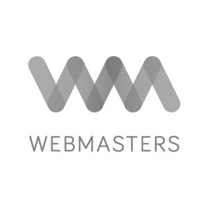 לחץ לצפייה במיתוג המלא | WebMasters עיצוב לוגו