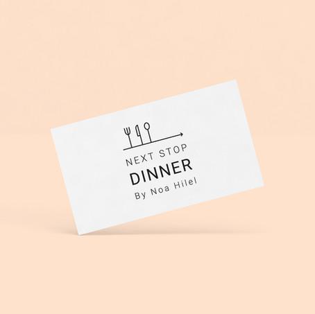 מיתוג // NEXT STOP DINNER
