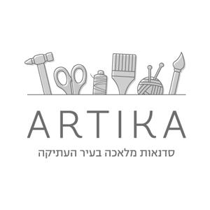 לחץ לצפייה במיתוג המלא | Artika עיצוב לוגו