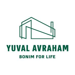עיצוב לוגו   יובל אברהם בונים לחיים