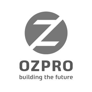 לחץ לצפייה במיתוג המלא | OZPRO עיצוב לוגו