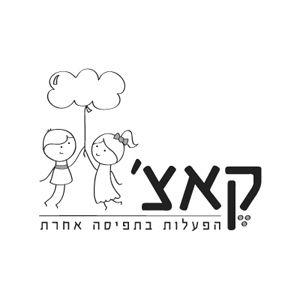 עיצוב לוגו קאצ' | לחץ לצפייה במיתוג המלא