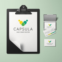 CAPSULA // מיתוג