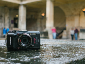 The Go-Pro for proper photographers - Olympus Tough TG-5