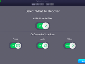 Rescue your deleted photos with Stellar Photo Recovery