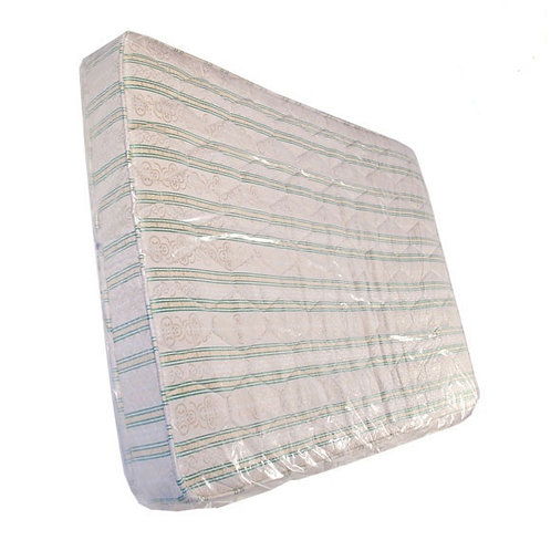 Clear Single Size - Polythene Mattress / Dust Cover Protection Storage Bags