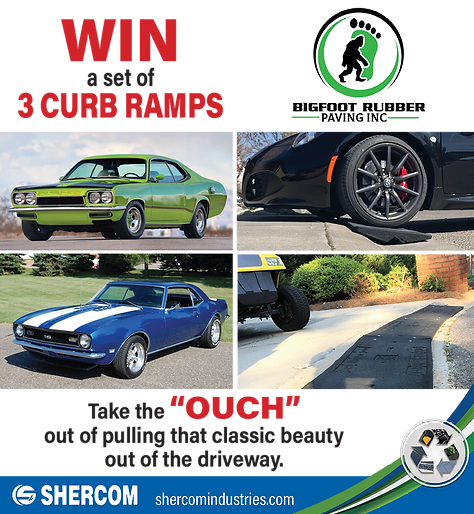 Fathers Day Curb Ramp Contest 2021_Big F