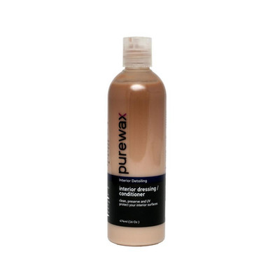 PureWax Interior Dressing/Conditioner $32.99 (IN STORE ONLY)