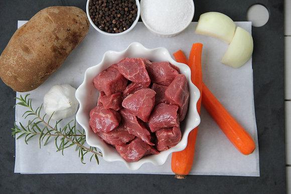 Stew Meat - 1 lb