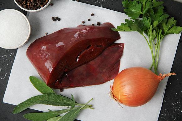 Liver (Sliced) - 1 lb
