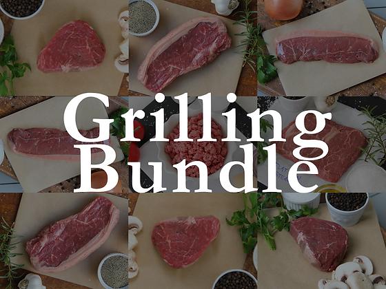 Beef Grilling Bundle - 9lb avg.