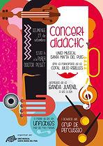 concierto conciertazo concierto didactico actividades musical valencia escuela de musica coral julio ribelles