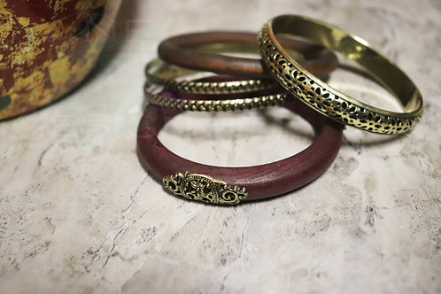 Fabtique Bangle Set