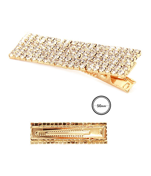 Glitz-N-Gold Hair Pin