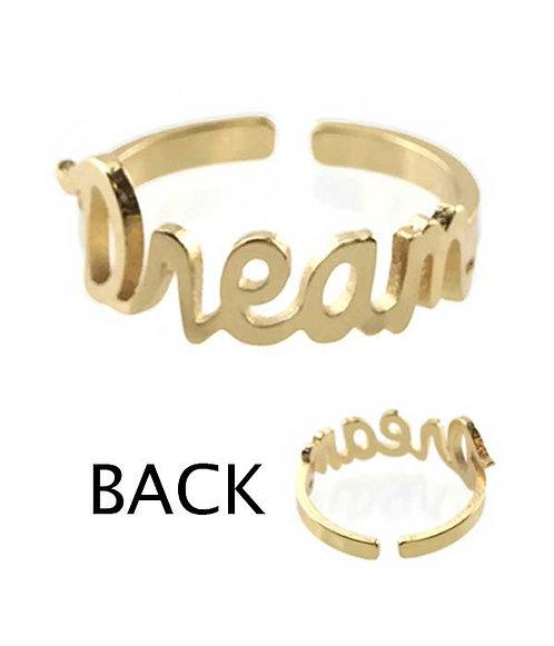 Wordspiration Ring