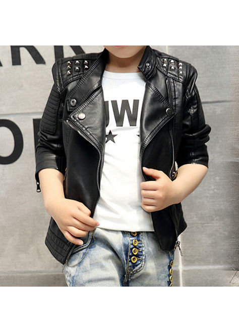 Boy's Street Fleece Jacket