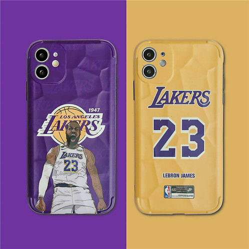Lakers #23 Phone Case (Set ofTwo)