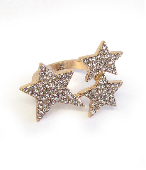 Fashionable Starlet Ring