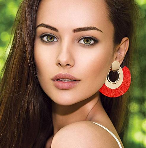Debonair Tassel Earrings