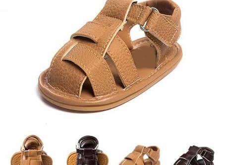 Boys Crib Sandals
