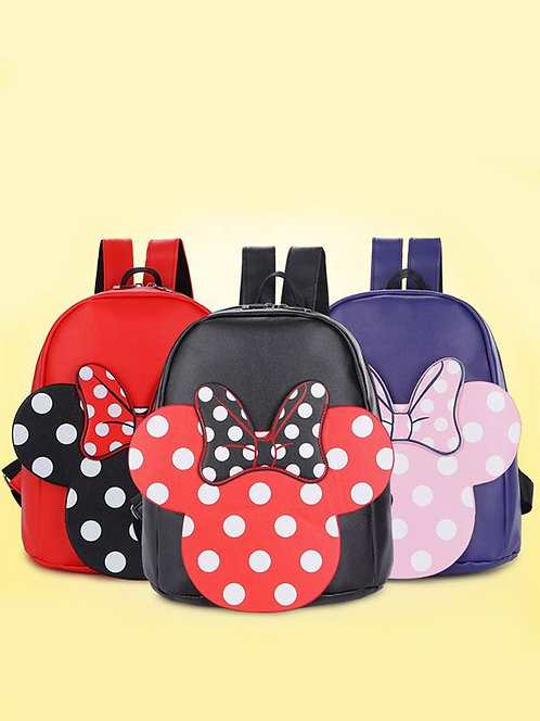 Minnie Mouse Girl Backpack
