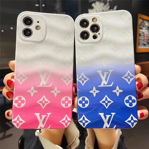 Two-Toned LV Phone Case (Set of Two)