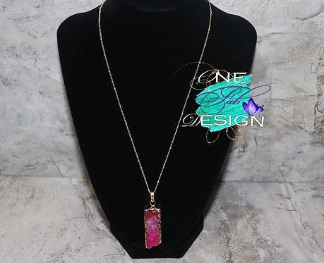 Wondrous Agate Necklace