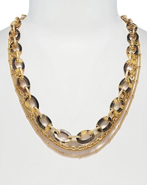 Sassy Layered Necklace