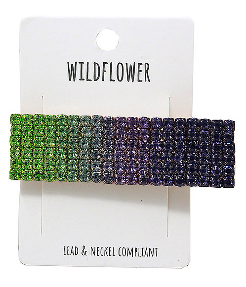 Multi-Color Bling Hair Pin
