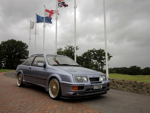 Ford Sierra Cozzy