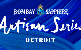 The Bombay Sapphire Artisan Series, Opening Reception + Art Talk Oct. 13th