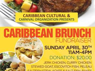 Caribbean Cultural & Carnival Organization Brunch Fundraiser