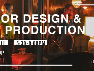 Detroit x Design: Interior Design & Event Production Edition
