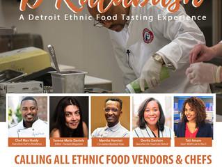 D'Kalabash: A Detroit Ethnic Food Tasting Experience, Sept. 14