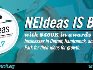 NEIdeas Is Back! $400,000 in Awards- Info Session, April 25th