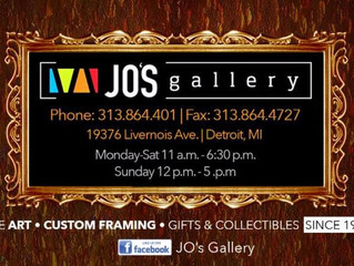 Meet International Jazz Artist and Candle Maker: Yancyy at Jo's Gallery