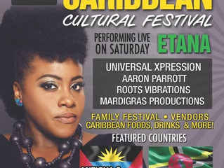 Caribbean Cultural & Carnival Organization Presents: Caribbean Cultural Festival Aug. 12-13th