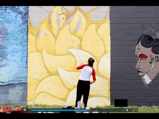 """""""Painting the Town"""" - The Street Art of Detroit"""